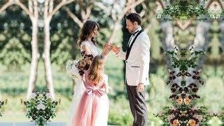 Евгений Пронин и Кристина Арустамова фото со свадьбы