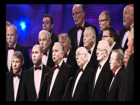 Colwyn Male Voice Choir, Cor Meibion Colwyn Eisteddfod 2011 Bendigedig, Fy Mhlentin,Oleuni Mwn.
