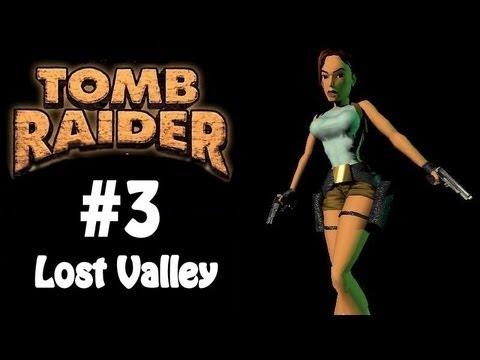 Tomb Raider I Atlantean Scion: Peru - Lost Valley