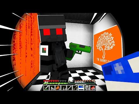 NON METTERTI CONTRO SERPENT HAND!! - Minecraft SCP ┐