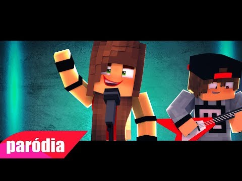 Cover Lagu Minecraft: CAMILA CABELLO - HAVANA FT. YOUNG THUG - CABANA (MINECRAFT PARÓDIA) STAFABAND