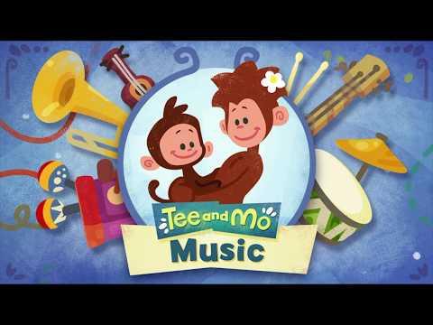 Mega Music Video Compilation | Tee & Mo 🐒