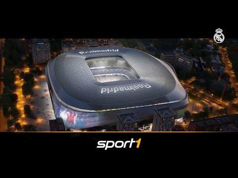 Bernabeu 2.0: So prunkvoll wird das neue Stadion von Real Madrid | SPORT1