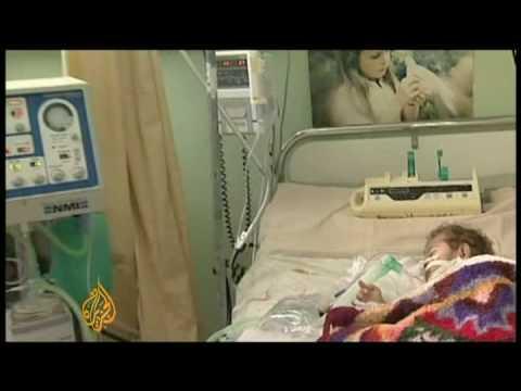 Blockade plunges Gaza into darkness  24 Nov 2008