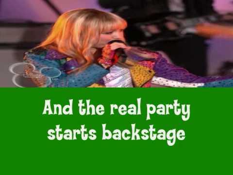 Let's Do This (Karaoke Verson) - Hannah Montana 3