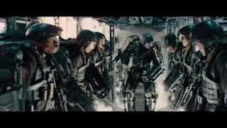 Edge of Tomorrow.Senza domani - V.M.14 trailer (ita) - Emily Blunt - (nei cinema 29 maggio) Thumbnail