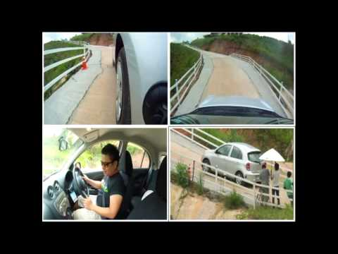 MotorTracks [MT-TEST] - รีวิว Test Drive Nissan March , Nissan Almera , Honda Brio part2