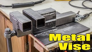Having Some Fun Making A Metal vise - 193 - Stafaband