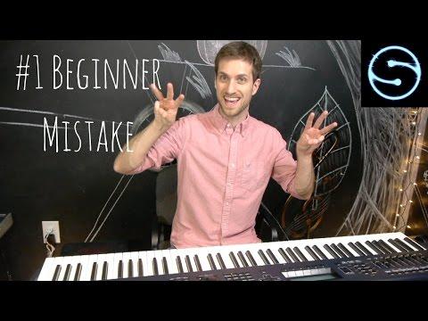 Piano Tips For Beginners - #1 Beginner Mistake!