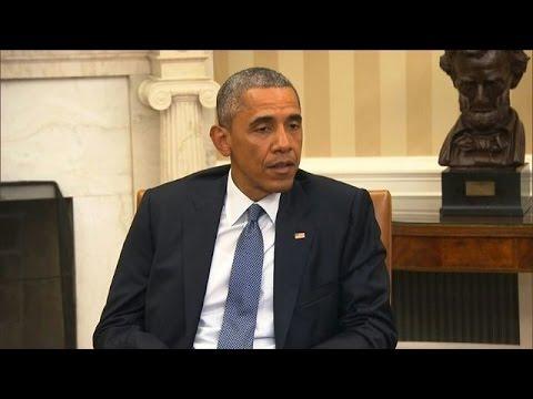 Obama says Chattanooga shootings 'heartbreaking'