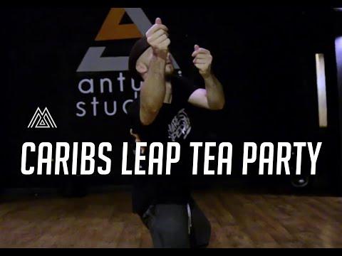 Ian Friday - Caribs Leap Tea Party | House Dance Choreography