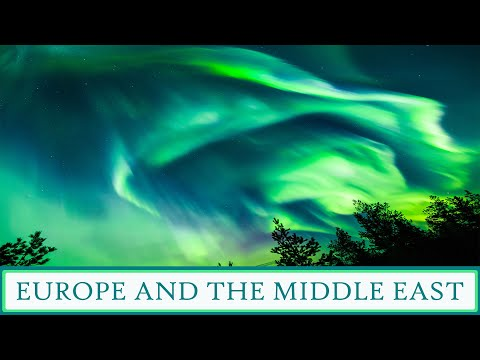 Journey of a Lifetime – Europe and the Middle East