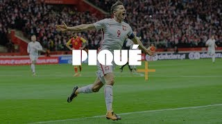 Robert Lewandowski On Poland's World Cup | Piqué+