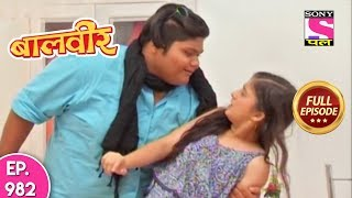 Baal Veer -  Full Episode  982 - 08th  June, 2018
