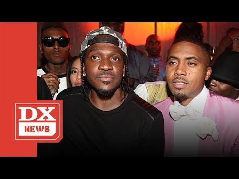 Pusha T Previews New Album 'Daytona' And Nas Calls It A Classic