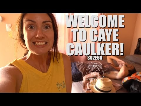 Caye Caulker, Belize | The most Caribbean Island ever!! | Central America Travel Vlog E60