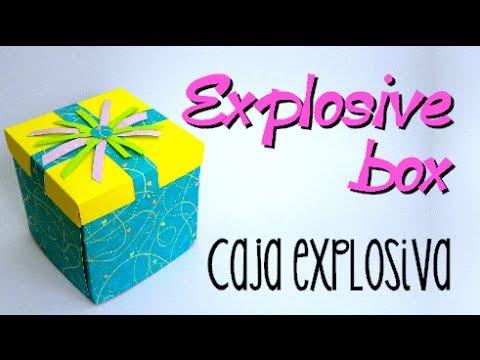 PETICIÓN: CAJA EXPLOSIVA - EXPLOSION BOX