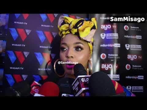 """Jacqueline Wolper Kwenye Red Carpet ya Uzinduzi wa Movie ya Aunty Ezekiel """"Sijutii Kumtukana Sarah"""""""