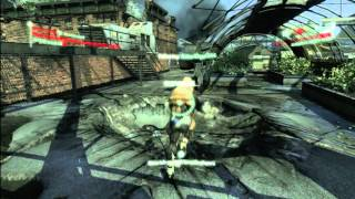 Crysis 2: Multiplayer Gameplay (Team Instant Action On Skyline)