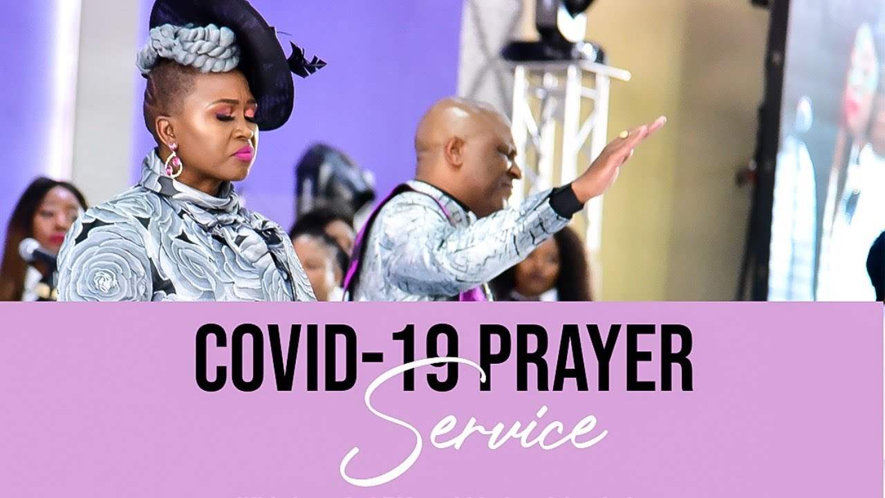 COVID-19 Special Prayer | Apostle MVG and Mother O Lephoko