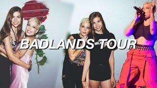 MEETING HALSEY | Badlands Tour + Pop Up Shop