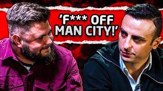 Howson Meets Dimitar Berbatov | Manchester United, Solskjaer, Ferguson & More!