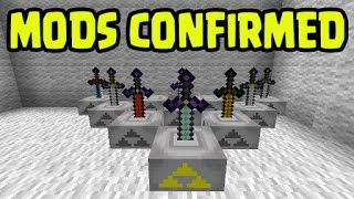 Minecraft PS3, Xbox360, Wii, MCPE - COMMAND BLOCKS + MODS CONFIRMED NEWS!