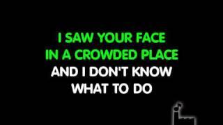Youre Beautiful In Style Of James Blunt Karaoke.flv