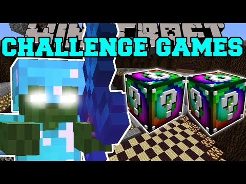 Minecraft: BOB CHALLENGE GAMES - Lucky Block Mod - Modded Mini-Game