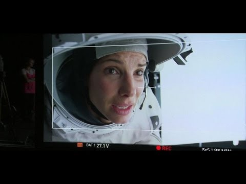 'Gravity' takes off thanks to London CGI wizardry