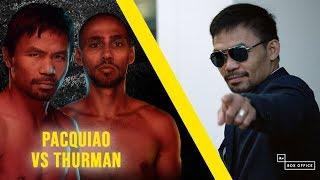PBC Countdown: Pacquiao vs Thurman