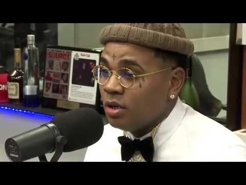 Kevin Gates Interview at The Breakfast Club Power