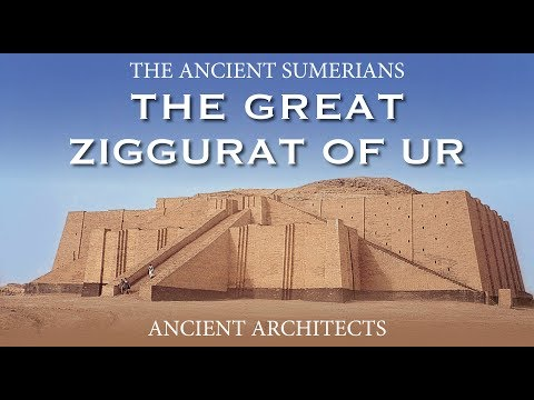 The Ancient Sumerians: The Great Ziggurat of Ur | Ancient Ar