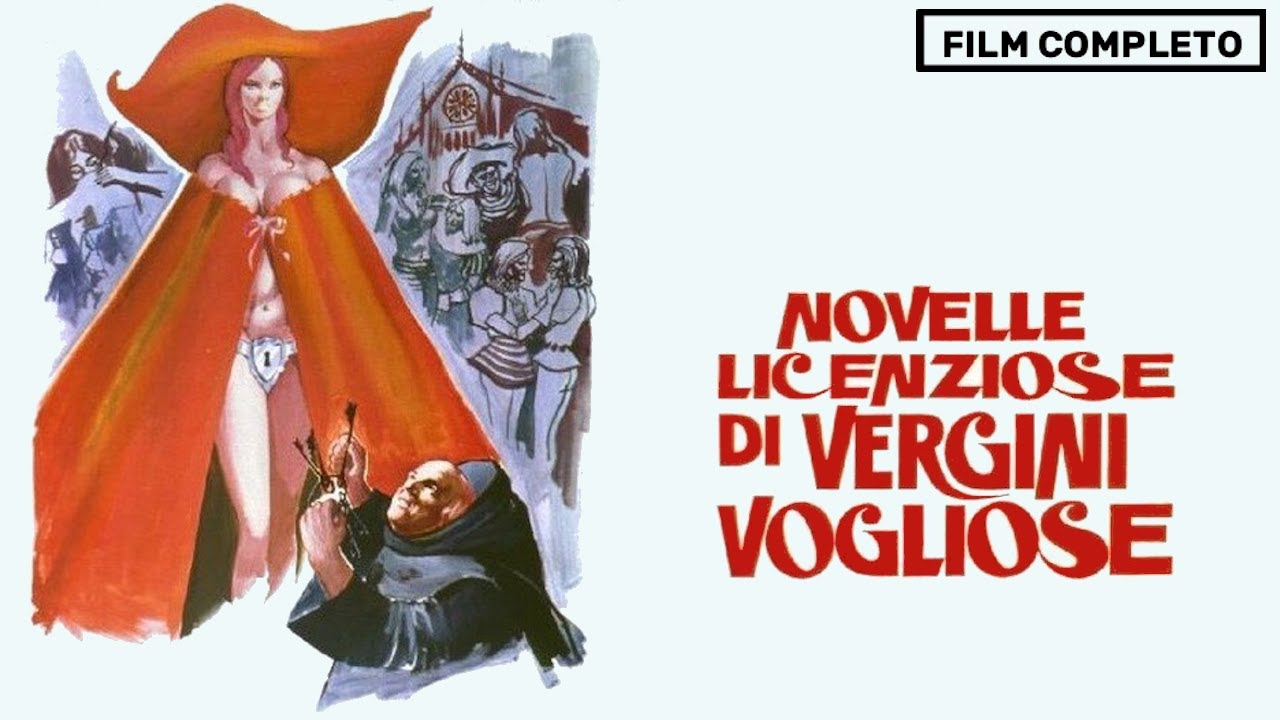Download Novelle licenziose di vergini vogliose - Film Completo ITA