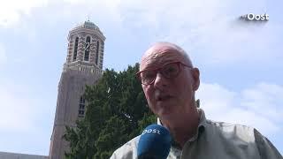 Zwolle en Kampen decor van internationaal concours beiaardiers