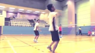 學界男子羽毛球比賽 - VS中華基督教會銘賢書院
