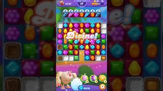 Candy Crush FRIENDS Saga level 117 no boosters