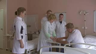 Учебный фильм: Работа мультидисциплинарной реабилитационной бригады при МР пациента с инсультом