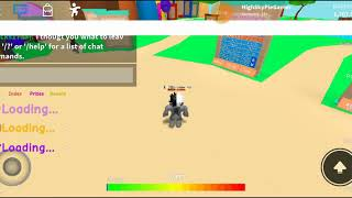 Giving A Noob Free Gummy Winged Hydra - Roblox BGS