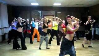 Танец живота начинающая группа