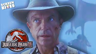 Jurassic Park III: The Birdcage (ft Dr. Alan Grant, Sam Neill)
