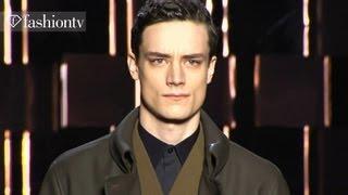 Z Zegna Men Designer at Work | Milan Men's Fashion Week Fall 2012 | FashionTV FMEN