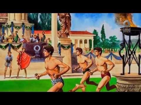 Sacro y Profano - Los Juegos Olímpicos de la Antigua Grecia (30/05/2016)