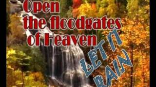 Let it Rain Worship Video with Lyrics/Michael W Smith