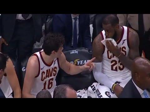 Cedi Osman ve LeBron James arasındaki diyalog :)