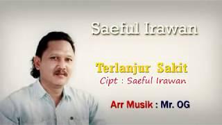 Saeful Irawan - Terlanjur Sakit ( Official Music Video )