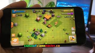 Clash of Clans Hack Free Gems Hack Android & iOS