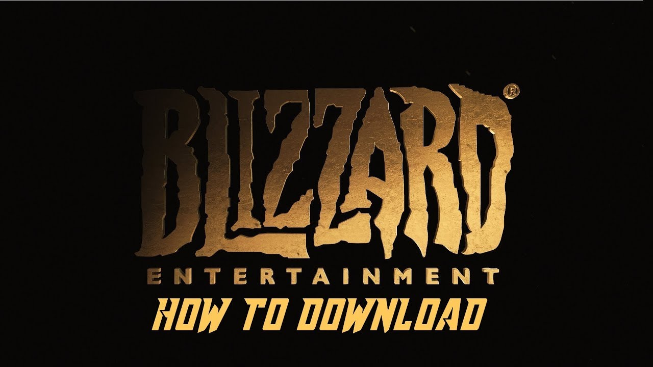 How to download Blizzard