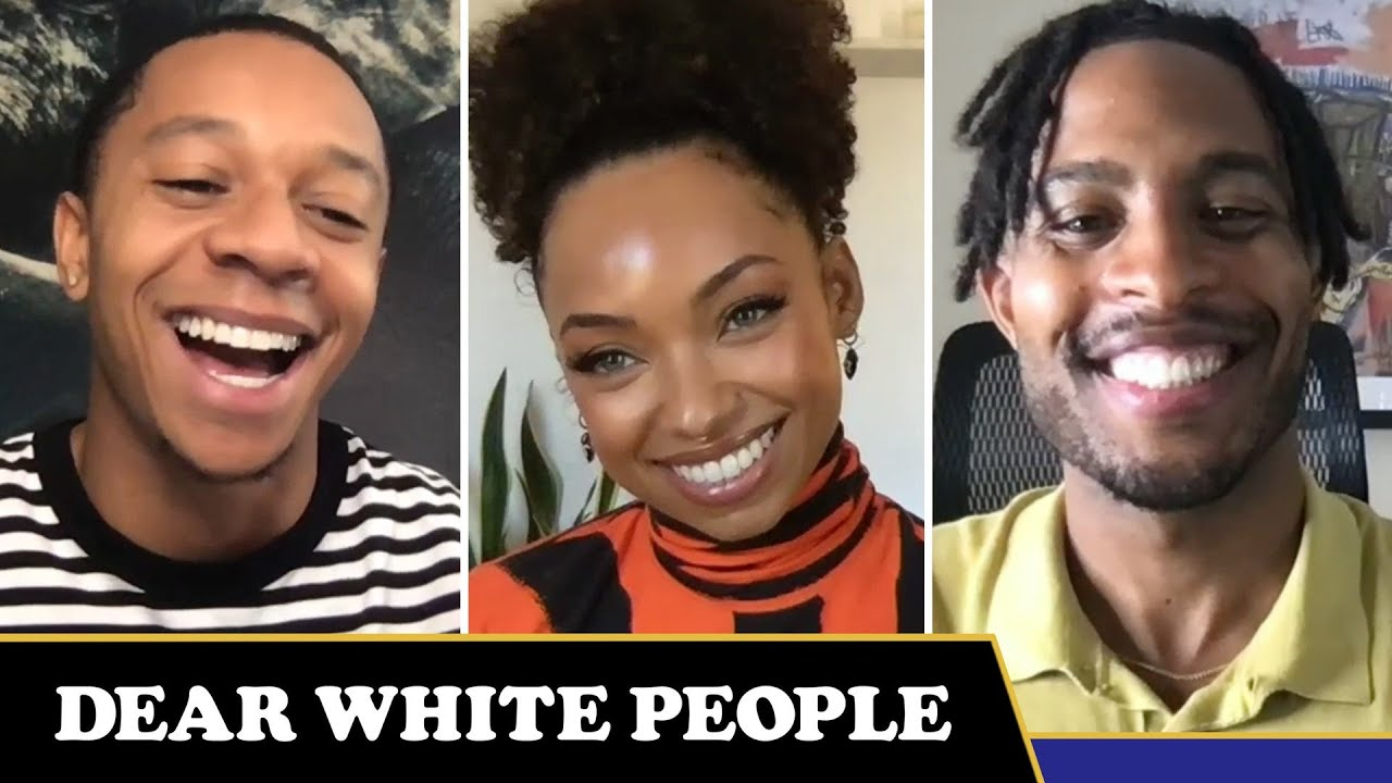 """Download The """"Dear White People"""" Cast Plays Who's Who"""