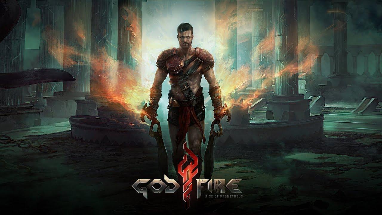 Godfire Rise of Prometheus - Android iOS (Jogo no estilo God of ...